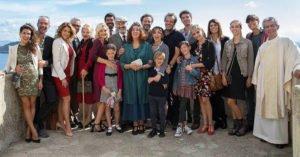 A casa tutti bene: foto di gruppo