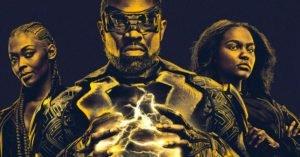 Immagine promozionale di Black Lightning