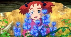 """Mary And The Witch's Flower"""
