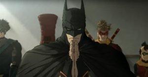 """…E ora qualcosa di completamente diverso: """"Batman Ninja"""""""