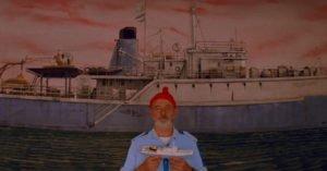 La nave Belafonte di Steve Zissou