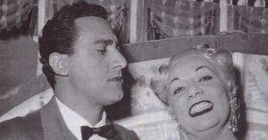 Alberto Sordi e Wanda Osiris