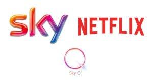 L'alleanza fra Sky e Netflix nasce in Europa