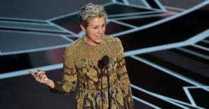 Oscar 2018: Frances McDormand