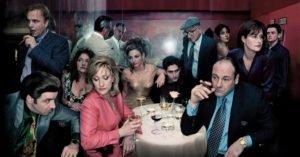 Una foto promozionale de I Soprano