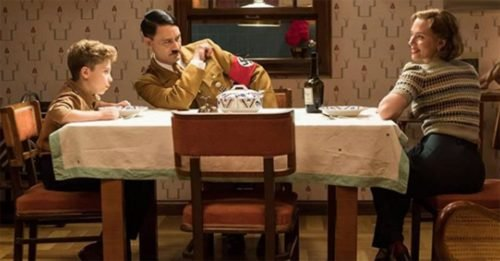 """Taika Waititi si prende gioco di Hitler con """"Jojo Rabbit"""""""