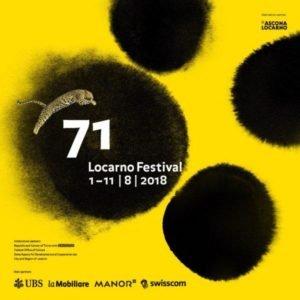 La locandina del Locarno Festival 2018