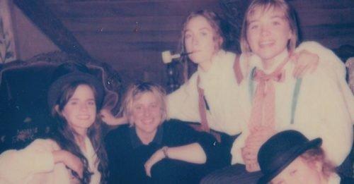 """""""Little Women"""": la prima foto del cast del film di Greta Gerwig con Emma Watson"""