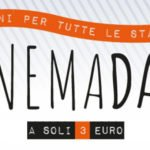 CinemaDays 2019: si torna al cinema a €3
