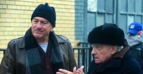 """De Niro è """"The Irishman"""" nel primo film Netflix di Martin Scorsese"""