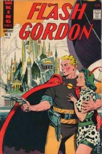 flash gordon fumetto copertina originale americana a colori