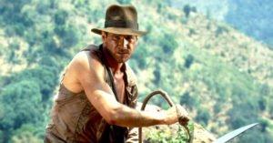 Cappello e frusta di Indiana Jones