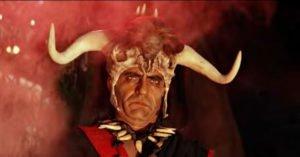 Stregone Mola Ram Indiana Jones e il tempio maledetto