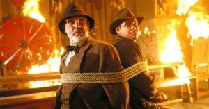 Sean Connery Harrison Ford Indiana Jones e l'ultima crociata