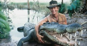 Paul Hogan Mr Crocodile Dundee