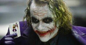heath ledger joker cavaliere oscuro