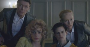 david bowie tilda swinton the stars are out tonight videoclip