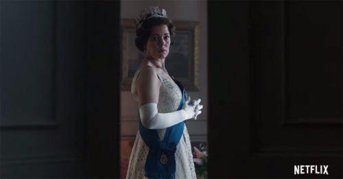 """""""The Crown 3"""": Olivia Colman è Elisabetta II nel teaser della serie tv Netflix"""