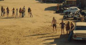 ultimo film tarantino cera una volta a hollywood spahn ranch