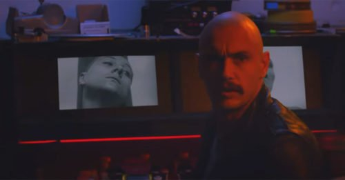 """Il ritorno di James Franco: il trailer del film """"Zeroville"""""""