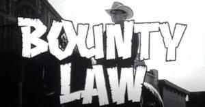 c era una volta a hollywood personaggi sigla bounty law