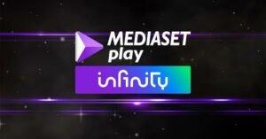 mediaset play infinity plus logo 2021