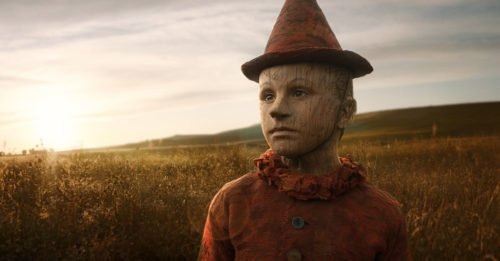 """Il trailer ufficiale di """"Pinocchio"""", il film di Natale di Matteo Garrone"""