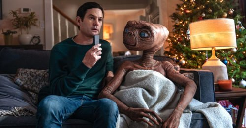 E.T. ed Elliott riuniti dopo 37 anni, nello spot Sky di Natale