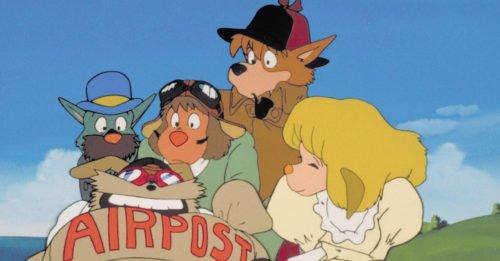 """Il fiuto di Sherlock Holmes"": la serie tv a cartoni animati di Miyazaki e Pagot su RaiPlay"