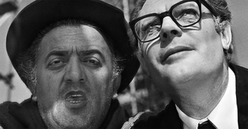 """Fellini 100"": 5 film di Federico Fellini tornano al cinema in versione restaurata"