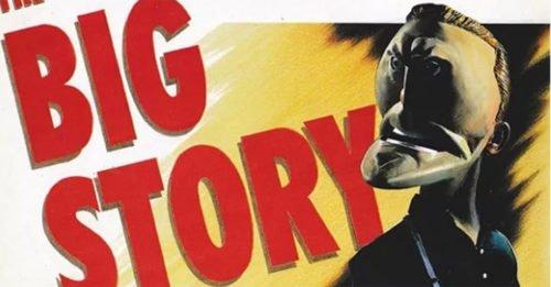 """""""The Big Story"""", il corto animato che rende omaggio a Kirk Douglas"""