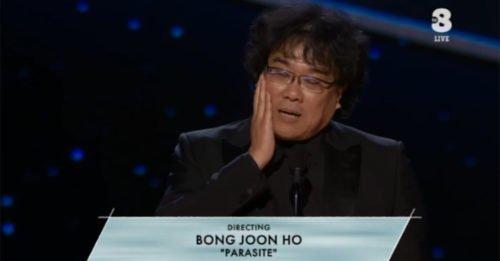 """Il meglio della Notte degli Oscar 2020: il trionfo di """"Parasite"""""""