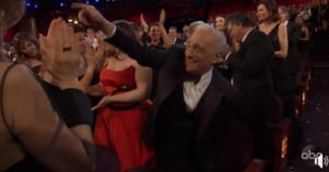 oscar 2020 martin scorsese standing ovation