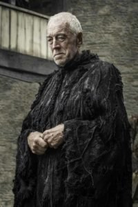 max von sydow corvo con tre occhi trono di spade three eyed raven game of thrones