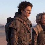 """Chalamet, Oscar Isaac, Momoa e Zendaya nelle prime foto ufficiali di """"Dune"""""""