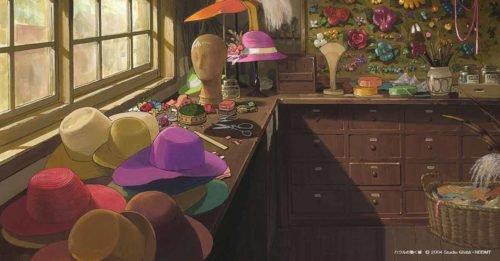 Lo Studio Ghibli regala sfondi originali per le videochiamate