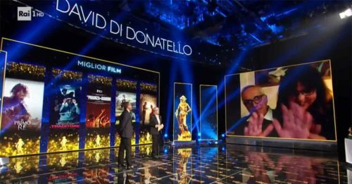 """David 2020: """"Il traditore"""" è il film italiano dell'anno"""