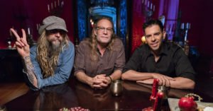 rob zombie greg nicotero eli roth history of horror