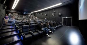 cinema udine butterfly poltrone dispositivi sicurezza covid