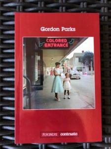 copertina libro fotografie gordon parks