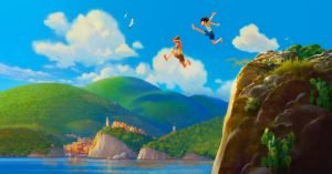 luca nuovo film pixar riviera ligure borghi