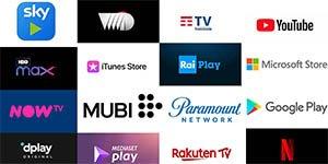 Servizi Streaming per vedere Serie TV e Film