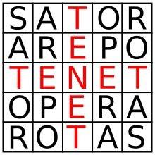 quadrato del sator schema tipo