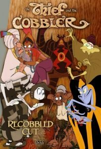 copertiva dvd the thief and the cobbler