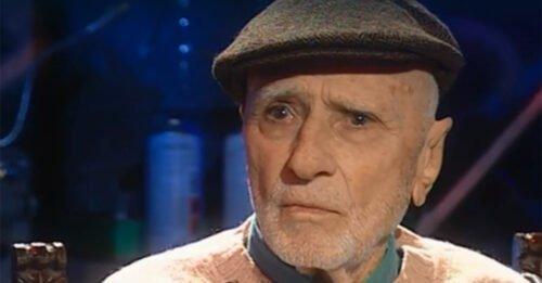 mario monicelli vecchio basco intervista tv