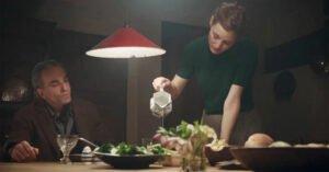 daniel day lewis woodcock vicky krips alma tavola mangiare cucina