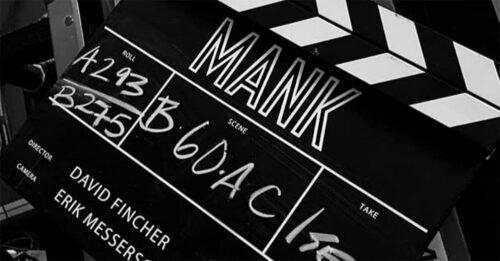 """""""Mank"""": film e letture per approfondire il nuovo film di Fincher"""