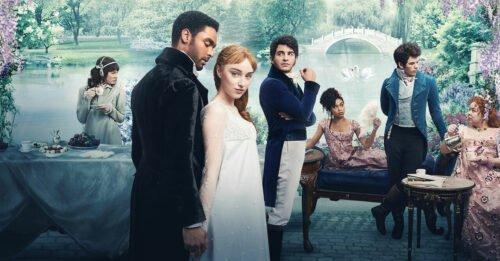 """Perché è inutile confrontare """"Bridgerton"""" e """"Downton Abbey""""?"""