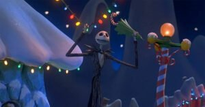 nightmare before christmas jack luci di natale