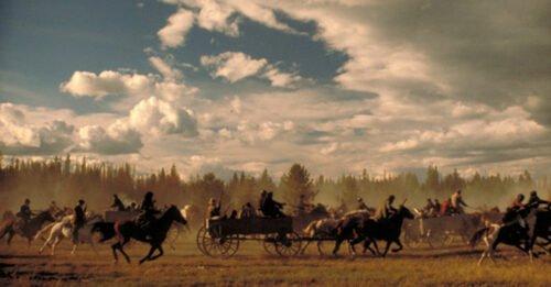 """La storia de """"I cancelli del cielo"""", il film maledetto di Michael Cimino"""
